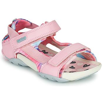 Παπούτσια Κορίτσι Σανδάλια / Πέδιλα Camper OUS Ροζ