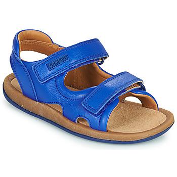 Παπούτσια Αγόρι Σανδάλια / Πέδιλα Camper BICHO Μπλέ