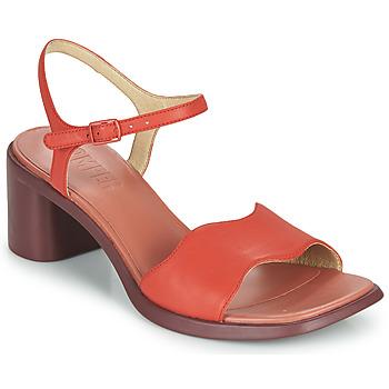 Παπούτσια Γυναίκα Σανδάλια / Πέδιλα Camper MEDA Red