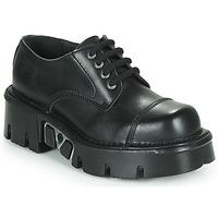 Παπούτσια Derby New Rock M-NEWMILI03-C3 Black
