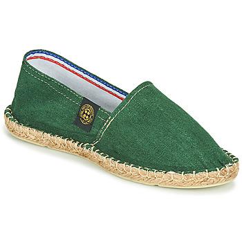 Παπούτσια Εσπαντρίγια Art of Soule LINEN Green