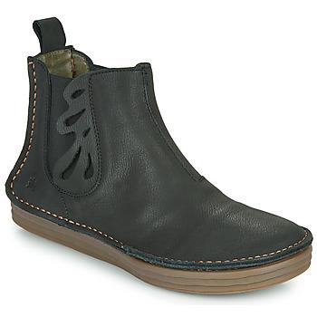 Παπούτσια Γυναίκα Μποτίνια El Naturalista PLEASENT Black
