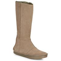 Παπούτσια Γυναίκα Μπότες για την πόλη El Naturalista LUX Brown