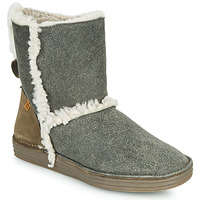 Παπούτσια Γυναίκα Μπότες El Naturalista LUX Grey / Kaki