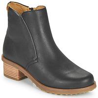 Παπούτσια Γυναίκα Μποτίνια El Naturalista SOFT Black