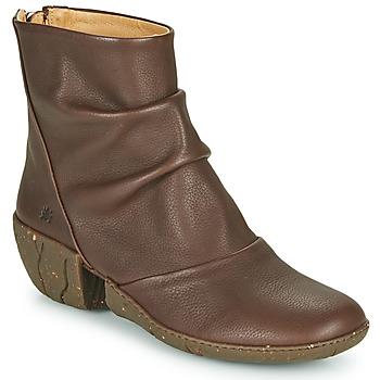 Παπούτσια Γυναίκα Μποτίνια El Naturalista SOFT Brown