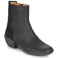 Παπούτσια Γυναίκα Μπότες για την πόλη El Naturalista SOFT Black