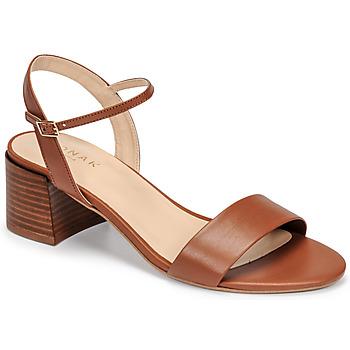 Παπούτσια Γυναίκα Σανδάλια / Πέδιλα Jonak ANKER Brown