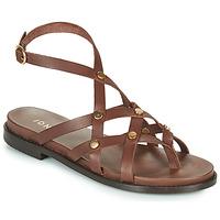 Παπούτσια Γυναίκα Σανδάλια / Πέδιλα Jonak WHITNEY Brown