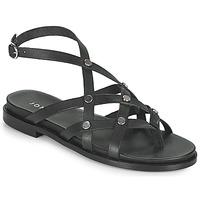 Παπούτσια Γυναίκα Σανδάλια / Πέδιλα Jonak WHITNEY Black