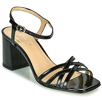 Παπούτσια Γυναίκα Σανδάλια / Πέδιλα Jonak VICTORINE Black