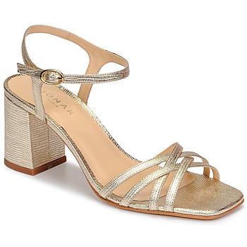 Παπούτσια Γυναίκα Σανδάλια / Πέδιλα Jonak VICTORINE Gold