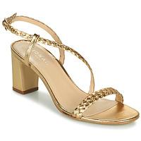Παπούτσια Γυναίκα Σανδάλια / Πέδιλα Jonak VAEMIS Gold