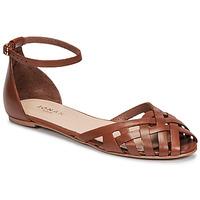 Παπούτσια Γυναίκα Σανδάλια / Πέδιλα Jonak DOO Brown