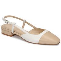 Παπούτσια Γυναίκα Σανδάλια / Πέδιλα Jonak DHAPOU Beige / Άσπρο