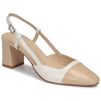 Παπούτσια Γυναίκα Γόβες Jonak DHAPOP Beige / Άσπρο