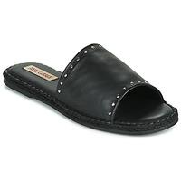 Παπούτσια Γυναίκα Τσόκαρα Pare Gabia ROPLINE Black