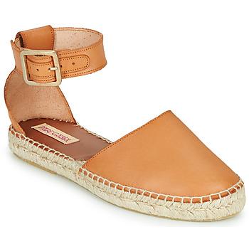 Παπούτσια Γυναίκα Σανδάλια / Πέδιλα Pare Gabia VP BUCKLE Camel