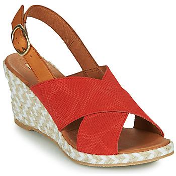 Παπούτσια Γυναίκα Σανδάλια / Πέδιλα Pare Gabia NAMEE Orange