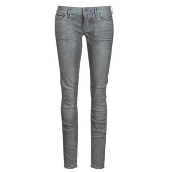 Υφασμάτινα Γυναίκα Skinny jeans G-Star Raw 3301 Low Skinny Wmn Dk / Aged / Cobler