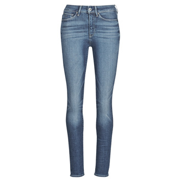 Υφασμάτινα Γυναίκα Skinny jeans G-Star Raw 3301 Ultra High Super Skinny Wmn Dk / Aged