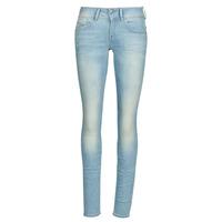 Υφασμάτινα Γυναίκα Skinny jeans G-Star Raw Lynn Mid Skinny Wmn  lt / Aged