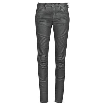 Υφασμάτινα Γυναίκα Skinny jeans G-Star Raw 5620 Custom Mid Skinny wmn Dk / Aged / Cobler