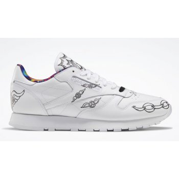 Παπούτσια Ψηλά Sneakers Reebok Classic Reebok Classic Leather ?Peace Train? White/Black-White