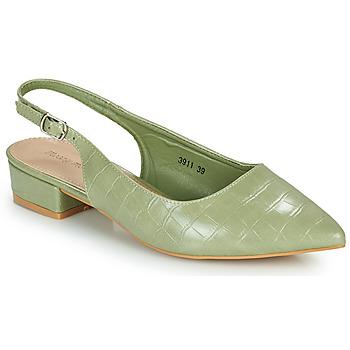 Παπούτσια Γυναίκα Γόβες Moony Mood OGORGEOUS Green / Amande