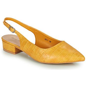 Παπούτσια Γυναίκα Γόβες Moony Mood OGORGEOUS Yellow