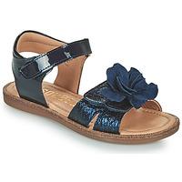 Παπούτσια Κορίτσι Σανδάλια / Πέδιλα Bisgaard AGNES Marine