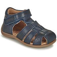 Παπούτσια Παιδί Σανδάλια / Πέδιλα Bisgaard CARLY Marine