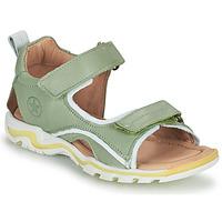 Παπούτσια Παιδί Σπορ σανδάλια Bisgaard ARTHUR Green