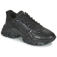 Παπούτσια Γυναίκα Χαμηλά Sneakers Bronx TAYKE OVER Black