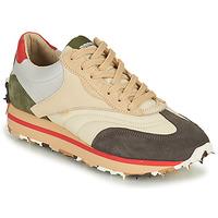 Παπούτσια Γυναίκα Χαμηλά Sneakers Bronx MA TRIXX Grey / Brown / Green