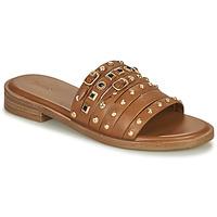 Παπούτσια Γυναίκα Σανδάλια / Πέδιλα Bronx THRILL Brown / Gold
