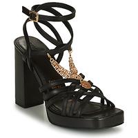 Παπούτσια Γυναίκα Σανδάλια / Πέδιλα Bronx NEW RENEE Black