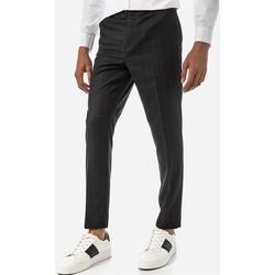 Υφασμάτινα Άνδρας Παντελόνια κοστουμιού Brokers ΑΝΔΡΙΚΟ ΠΑΝΤΕΛΟΝΙ ΣΥΜΜΙΚΤΟ Μαύρο
