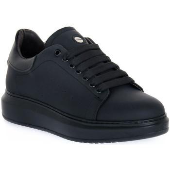Xαμηλά Sneakers Exton GOMMA NERO
