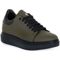 Παπούτσια Άνδρας Χαμηλά Sneakers Exton GOMMA MILITARE Verde