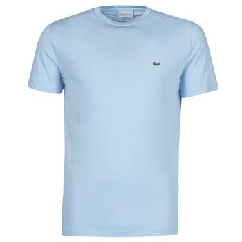 Υφασμάτινα Άνδρας T-shirt με κοντά μανίκια Lacoste ALFED Μπλέ