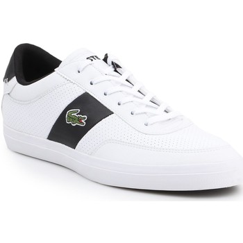 Παπούτσια Άνδρας Χαμηλά Sneakers Lacoste Court-Master 119 2 CMA 7-37CMA0012147 white, black