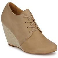 Παπούτσια Γυναίκα Χαμηλές Μπότες D.Co Copenhagen EMILY Κρεμ