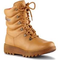 Παπούτσια Γυναίκα Μπότες Cougar Pillow Leather Tan