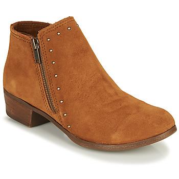 Παπούτσια Γυναίκα Μπότες Minnetonka BRIE BOOT Brown