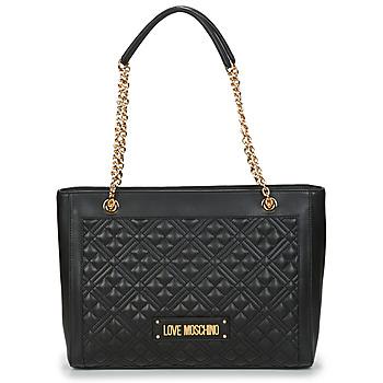 Τσάντες Γυναίκα Cabas / Sac shopping Love Moschino JC4006PP1C Black