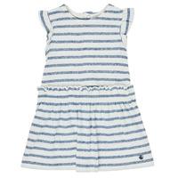 Υφασμάτινα Κορίτσι Κοντά Φορέματα Petit Bateau MILANAIS Multicolour