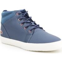 Παπούτσια Γυναίκα Ψηλά Sneakers Lacoste Ampthill 319 2 CFA 7-38CFA00431W6 blue
