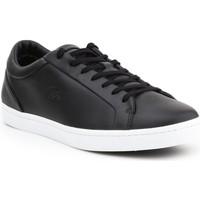 Παπούτσια Άνδρας Χαμηλά Sneakers Lacoste Straightset 316 1 CAM 7-32CAM0043024 black