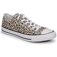 Παπούτσια Γυναίκα Χαμηλά Sneakers Converse CHUCK TAYLOR ALL STAR ARCHIVE PRINT OX Leopard